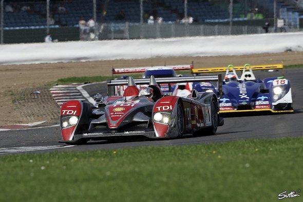 In der LMS wird Audi vorerst nicht mehr starten - Foto: Sutton