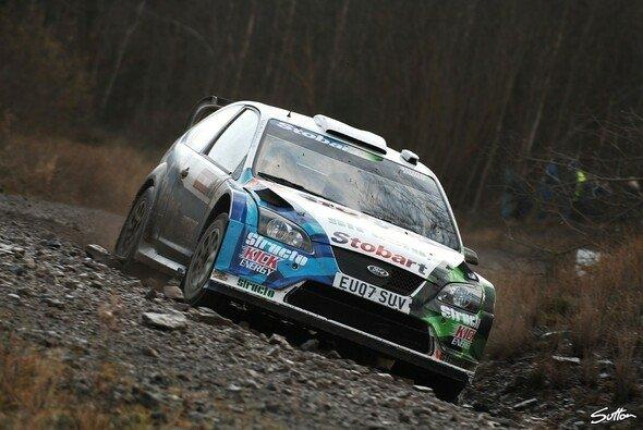 Duval fuhr bereits 2008 für Stobart Ford. - Foto: Sutton