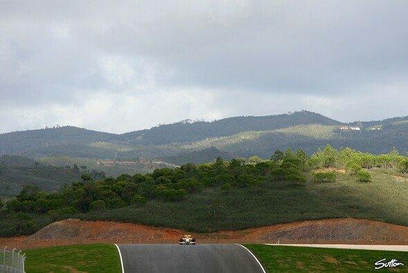 Die Formel 1 besuchte Portugal und Portimao zuletzt für Testfahrten - Foto: Sutton