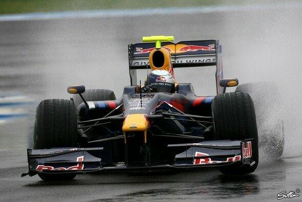 Sebastian Vettel gewann den China GP.