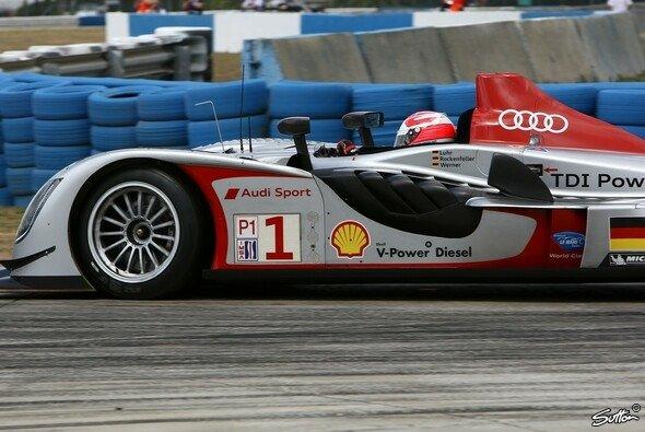 Die Audis wurden nach dem Abbruch auf drei und vier gewertet. - Foto: Sutton