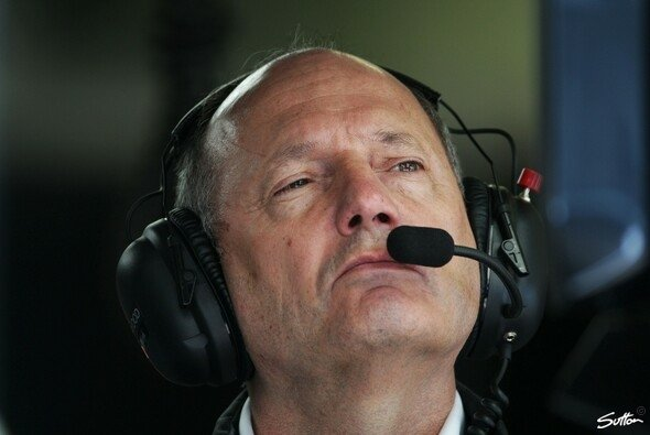 Ron Dennis führte McLaren an die Spitze der Formel 1