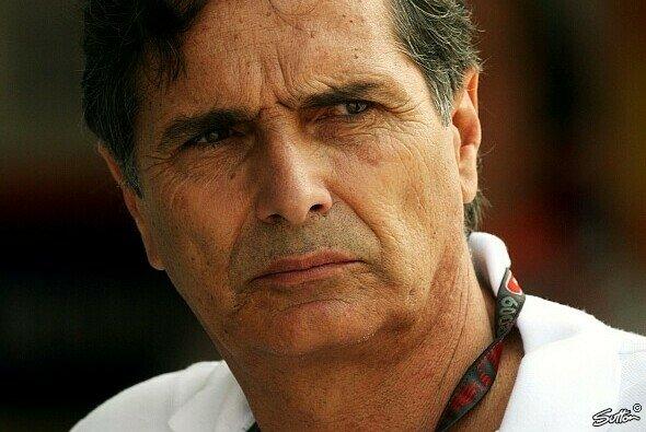 Nelson Piquet senior wird beim Formel 1-Finale die Zielflagge schwenken
