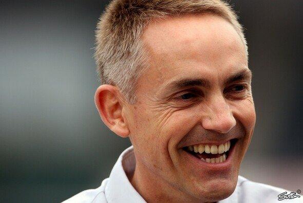 Martin Whitmarsh verlangt von seinen Piloten Punkte - Foto: Sutton