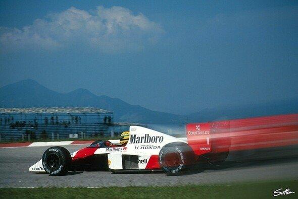 Die Formel 1 gastierte bis 1989 im Autodromo Nelson Piquet
