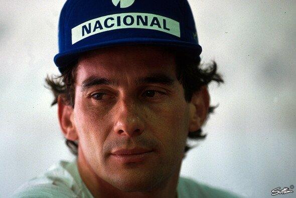 Ayrton Senna beim Australien GP 1993 - Foto: Sutton
