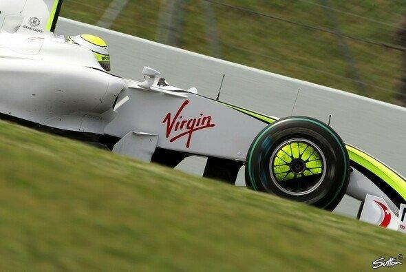 Jenson Button holte die nächste Pole für Brawn. - Foto: Sutton