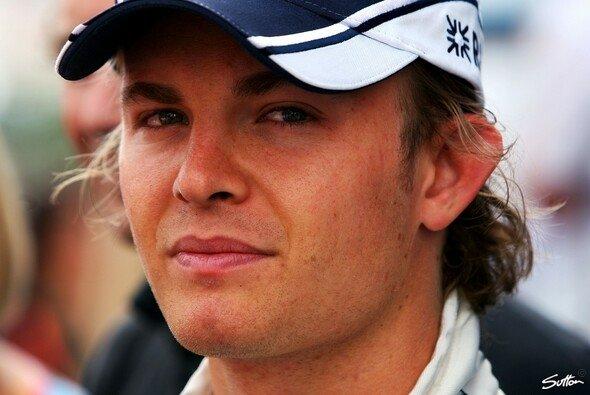 Nico Rosberg ist mit Platz neun zufrieden - Foto: Sutton