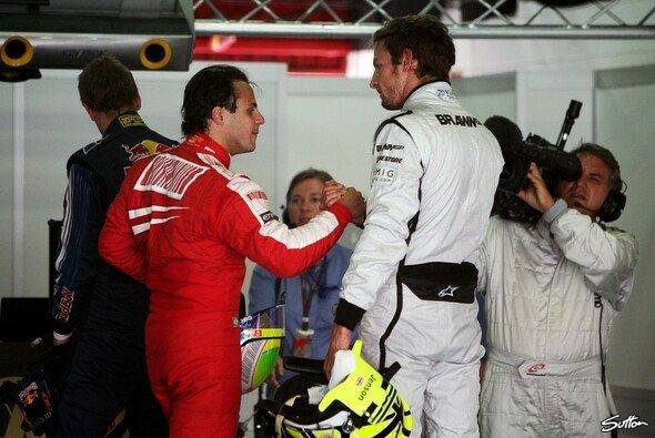 Massa: Button/Hamilton eine gute Wahl - Foto: Sutton