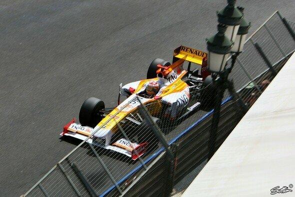 Fernando Alonso hatte nicht mehr erwartet - Foto: Sutton