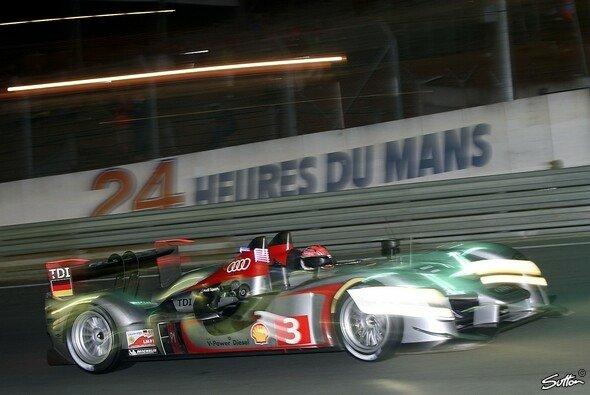Die 24 Stunden von Le Mans konnte Audi in diesem Jahr nicht gewinnen - Foto: Sutton