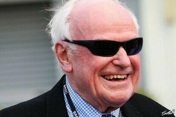 Professor Sid Watkins tat viel für die Sicherheit in der Formel 1