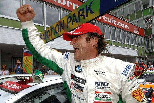 Ein Sieger - nicht nur im Motorsport: Alex Zanardi