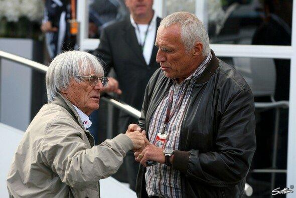 In der Formel 1 wird sich nichts geschenkt