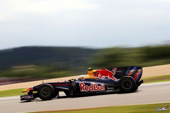 Sebastian Vettel war mit der Königsklasse erst zwei Mal auf dem Nürburgring. 2009 sicherte er sich Rang 2