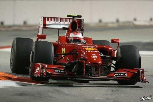 Räikkönen schreibt das Wochenende noch nicht ab - Foto: Sutton