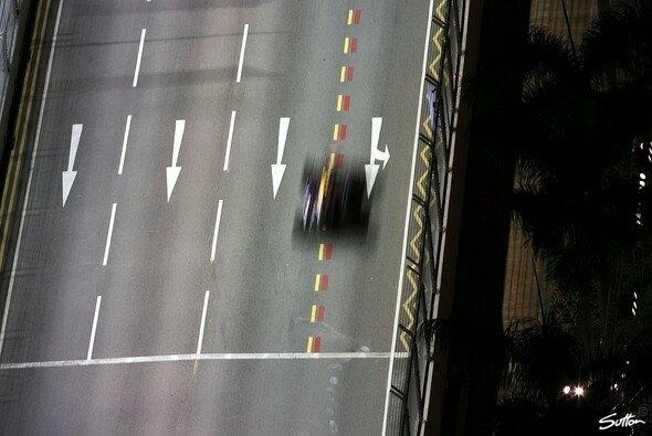 Für Red Bull ging es in Singapur aufwärts. - Foto: Sutton