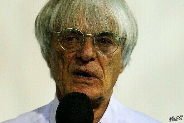 Die Teams wollen mit Bernie Ecclestone sprechen - Foto: Sutton