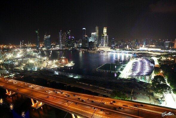 Bernie Ecclestone wird Singapur nicht verlieren wollen