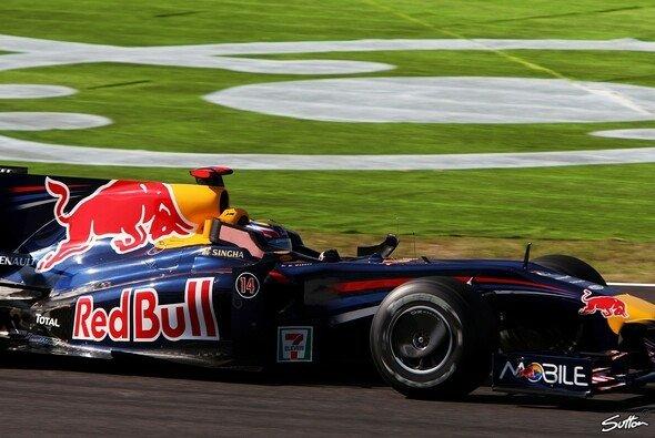 Mark Webber fuhr die schnellste Zeit. - Foto: Sutton