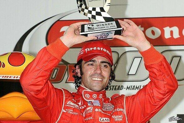 Zweiter Titelgewinn für Dario Franchitti - Foto: Sutton