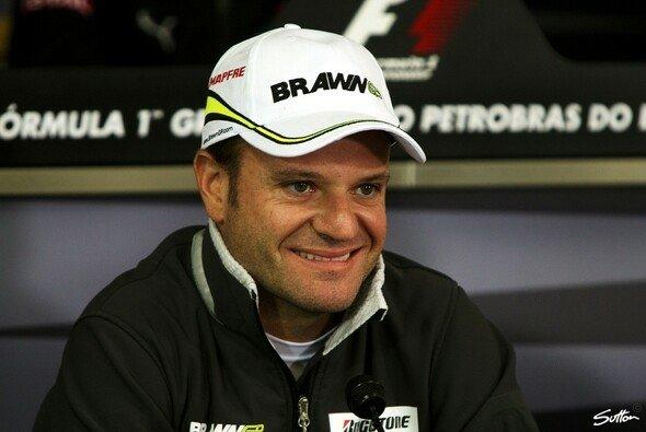 Barrichello braucht sich um seine Zukunft keine Sorgen machen - Foto: Sutton