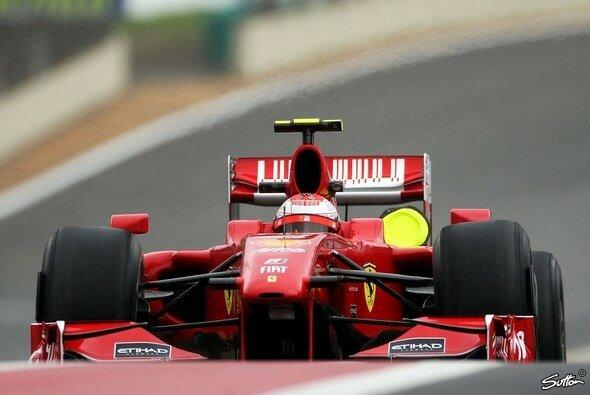 Räikkönen kämpfte mit seinem Auto - Foto: Sutton