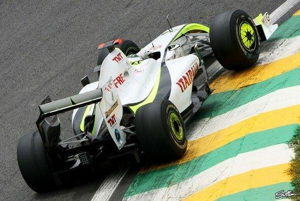 Button: Nicht alle Piloten sind fit genug für Interlagos - Foto: Sutton