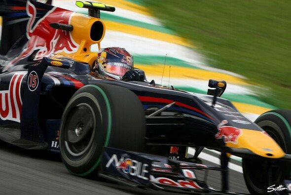 Vettel & Webber visieren die Pole an - Foto: Sutton