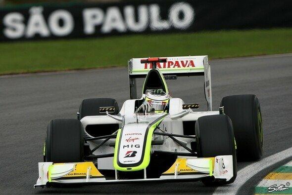 Jenson Button gewinnt die Formel 1 WM 2009. - Foto: Sutton