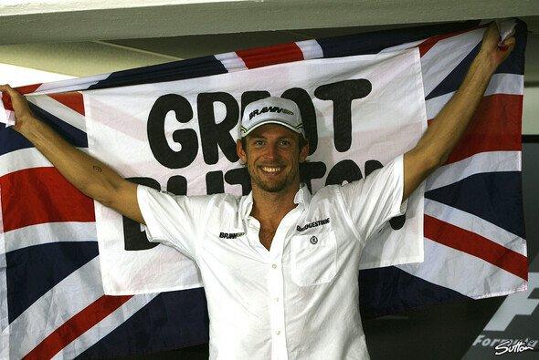 Jenson Button gewann 2009 seinen bisher einzigen WM-Titel - Foto: Sutton