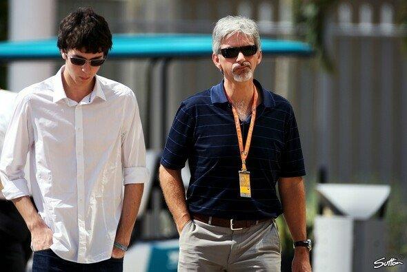 Folgt Joshua seinem Vater und seinem Großvater in die Formel 1?