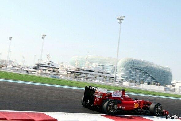 Kimi Räikkönens Mühen blieben unbelohnt - Foto: Sutton