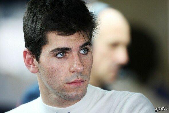 Jaime Alugersuari: Mit 19 Jahren der Aufstieg in die Formel 1 - Foto: Sutton