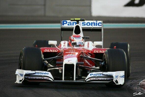 Wie einst mit Toyota geht Kobayashi mit der Nr. 10 an den Start