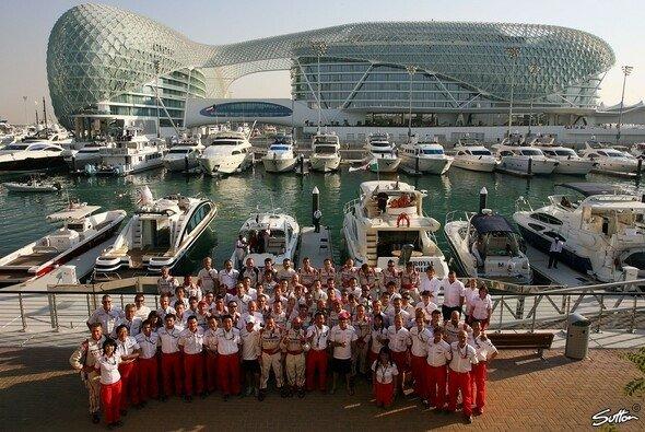 Ende 2009 verabschiedete sich Toyota aus der Formel 1 - Foto: Sutton