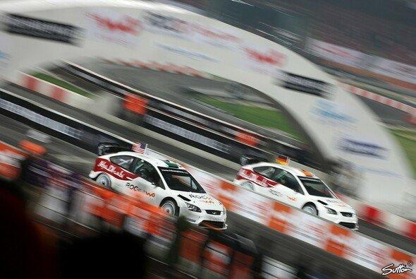 Das Race of Champions findet seit 1988 statt - Foto: Ho/Sutton