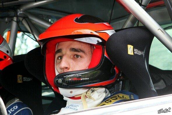 Robert Kubica gefällt die Rallyewelt1 - Foto: Sutton