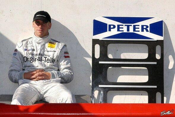 Peter Dumbreck startete bei Mercedes und wechselte später zu Opel