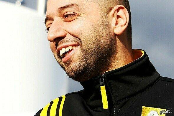 Lopez sieht sich in Polen nach einem Sponsor um - Foto: Sutton
