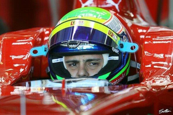 Felipe Massa will Ferrari nichts versprechen - Foto: Sutton