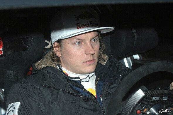 Kimi Räikkönens Test in Südfrankreich musste verschoben werden. - Foto: Sutton