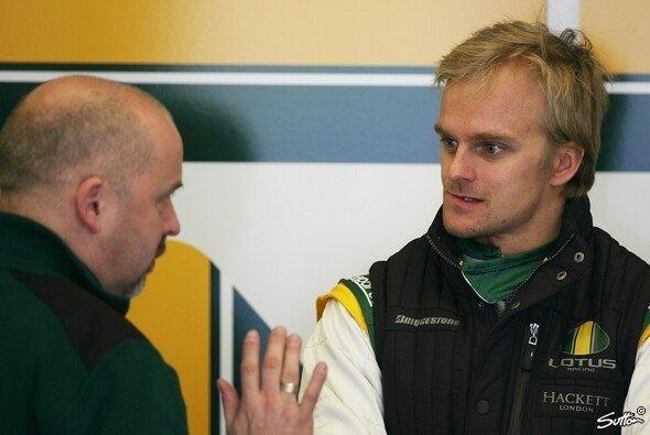 Mike Gascoyne glaubt, dass Heikki Kovalainen die falsche Strategie verfolgt hat