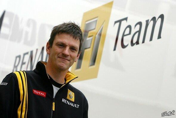 James Allison kehrt doch nicht zu Renault zurück - Foto: Sutton