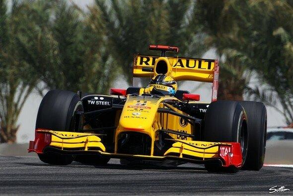 Robert Kubica fuhr die schnellste Runde in Melbourne. - Foto: Sutton
