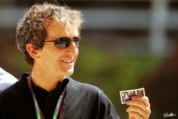 Alain Prost möchte in Frankreich mehr politisches Interesse am Grand Prix sehen - Foto: Sutton