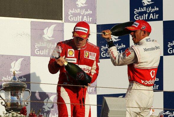 Fernando Alonso bekam als erster F1-Fahrer 25 Punkte für einen Sieg - Foto: Sutton