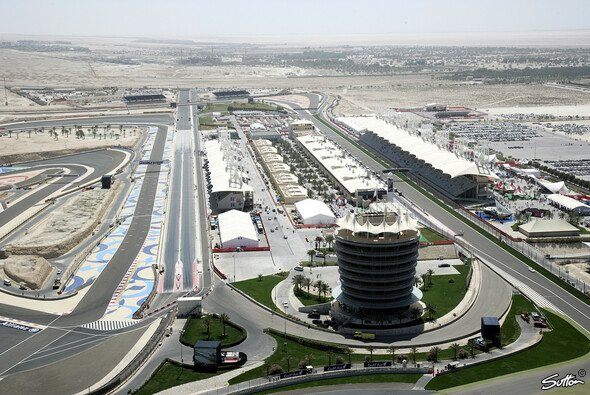 Das Rennen auf dem Bahrain International Circuit geht 2014 in seine zehnte Auflage.