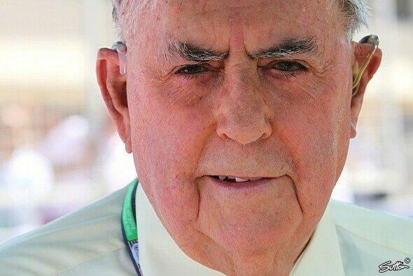 Jack Brabham spricht über seine Befürchtungen.
