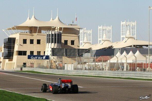'Gefährdet' der politische Umbruch auch die Formel 1? - Foto: Sutton